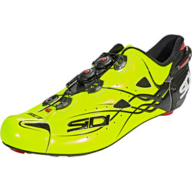 Sidi Shot Schoenen Heren, bright yellow
